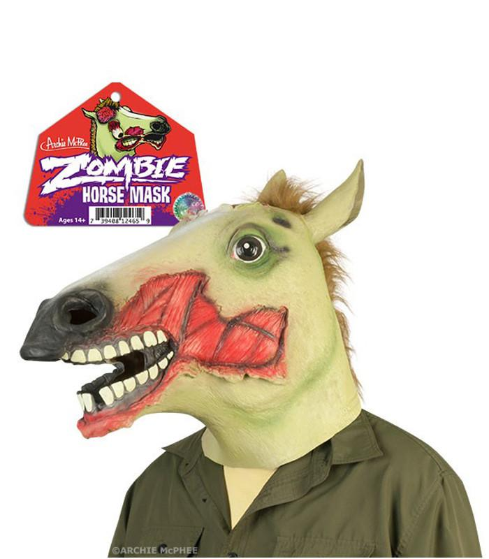 Zombie Horse Mask - The Atomic Boutique  - 2