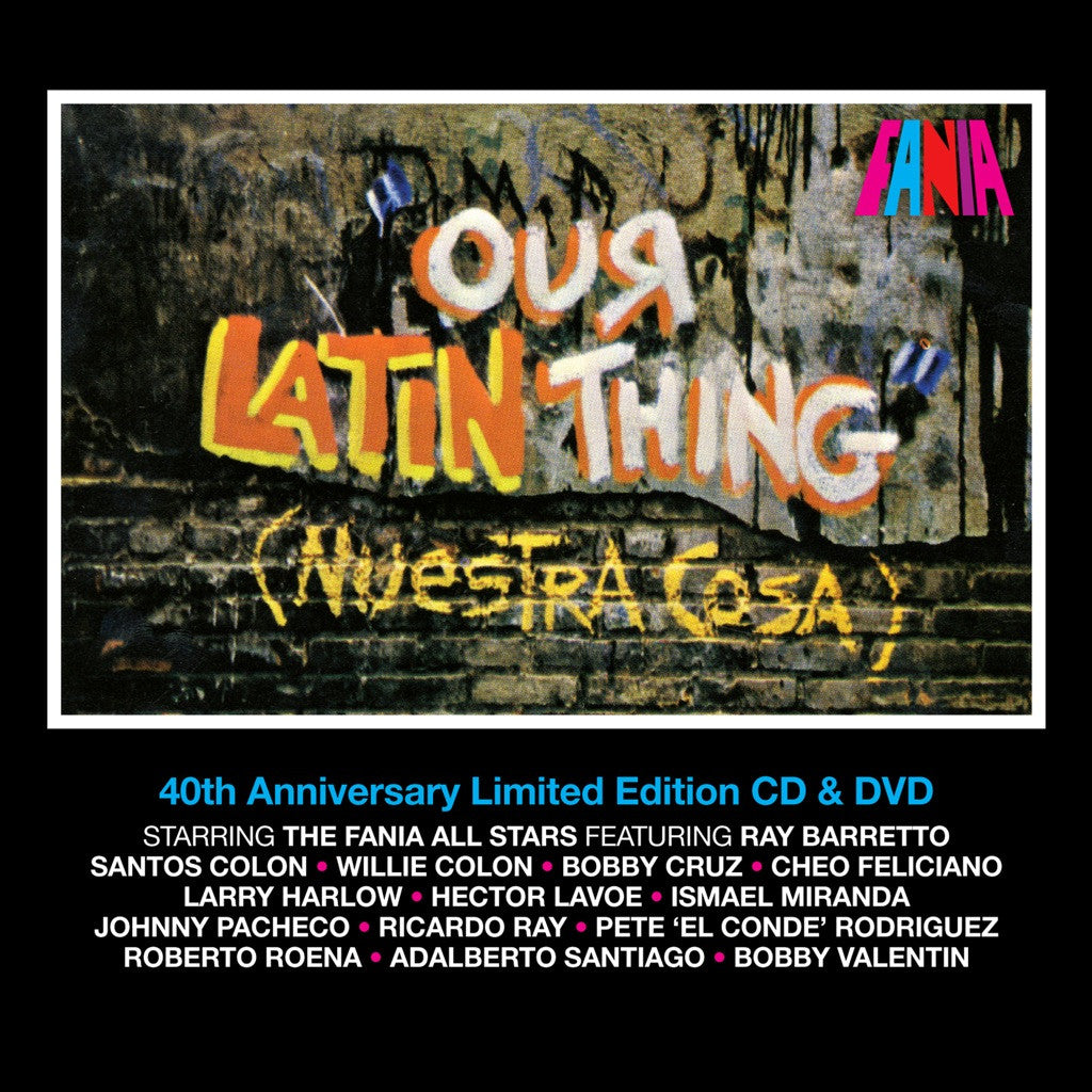 Our Latin Thing Nuestra Cosa Fania
