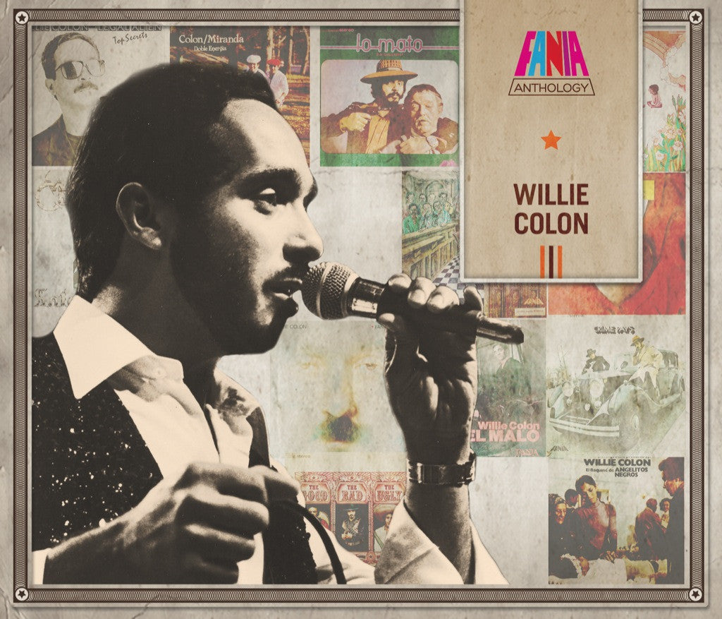 Willie Colon Anthology Fania