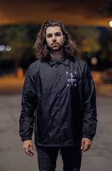 BTSM - Embroidered Rain Jacket