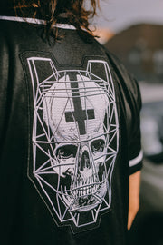 BTSM - Welcome To Our Church - Premium Baseball Jersey