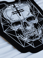 BTSM - Large Skull Patch