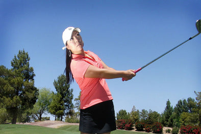 PGA Showcases Cathy Kim on Tip Tuesday