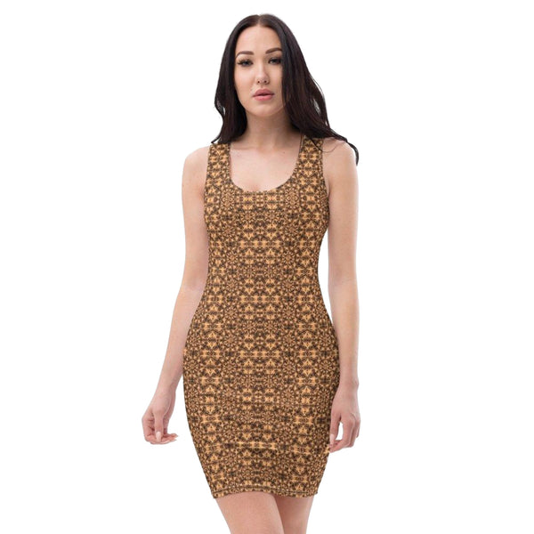 Product name: Recursia® Breckenridge High Series Pencil Dress. Keywords: Breckenridge High, Clothing, Pencil Dress, Women's Clothing