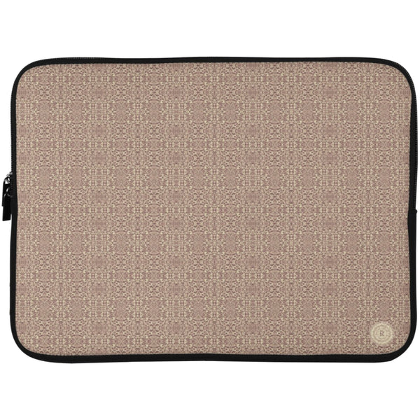 Product name: Recursia® Contemplative Jaguar Series 15 Inch Laptop Sleeve. Keywords: 15 Inch Laptop Sleeve, Accessories, Contemplative Jaguar