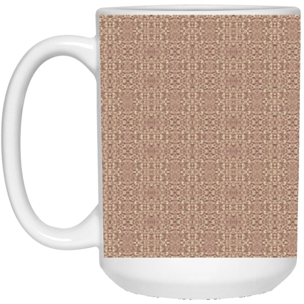 Product name: Recursia® Contemplative Jaguar Series IV 15 Oz. Large Mug. Keywords: 15 Oz. Large Mug, Contemplative Jaguar, Drinkware