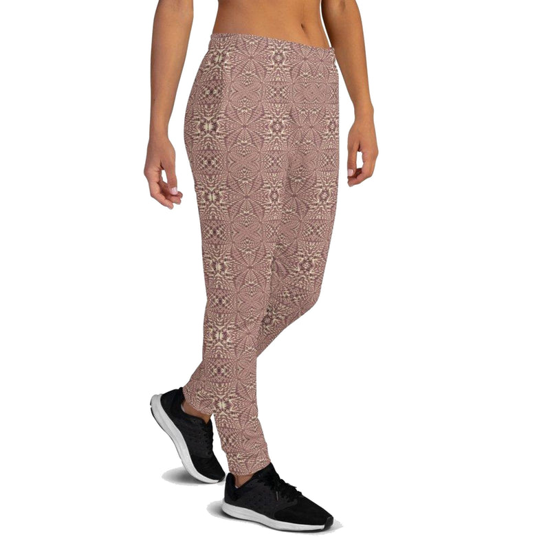 Product name: Recursia® Fabrique Unknown Series I Women's Joggers. Keywords: Athlesisure Wear, Clothing, Fabrique Unknown, Women's Bottoms, Women's Joggers