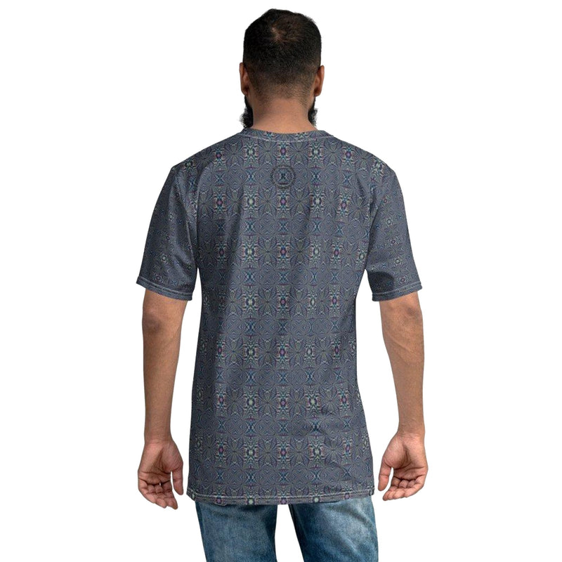 Product name: Recursia® Fabrique Unknown Series II Men's Crew Neck T-Shirt. Keywords: Clothing, Fabrique Unknown, Men's Clothing, Men's Crew Neck T-Shirt, Men's Tops