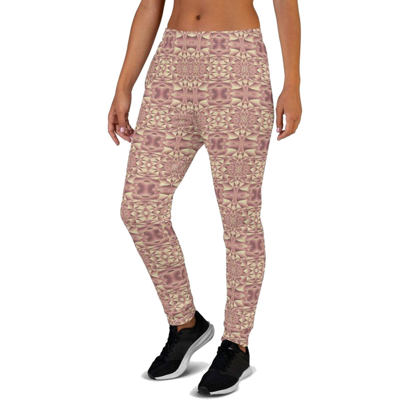 Product name: Recursia® Mind Gem Series I Women's Joggers. Keywords: Athlesisure Wear, Clothing, Mind Gem, Women's Bottoms, Women's Joggers