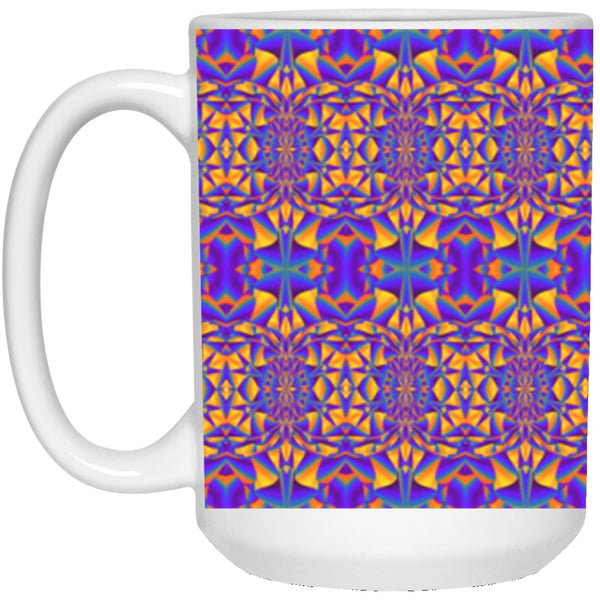 Recursia® Noetic Horizon Series I 15 Oz. Large Mug - Recursia®