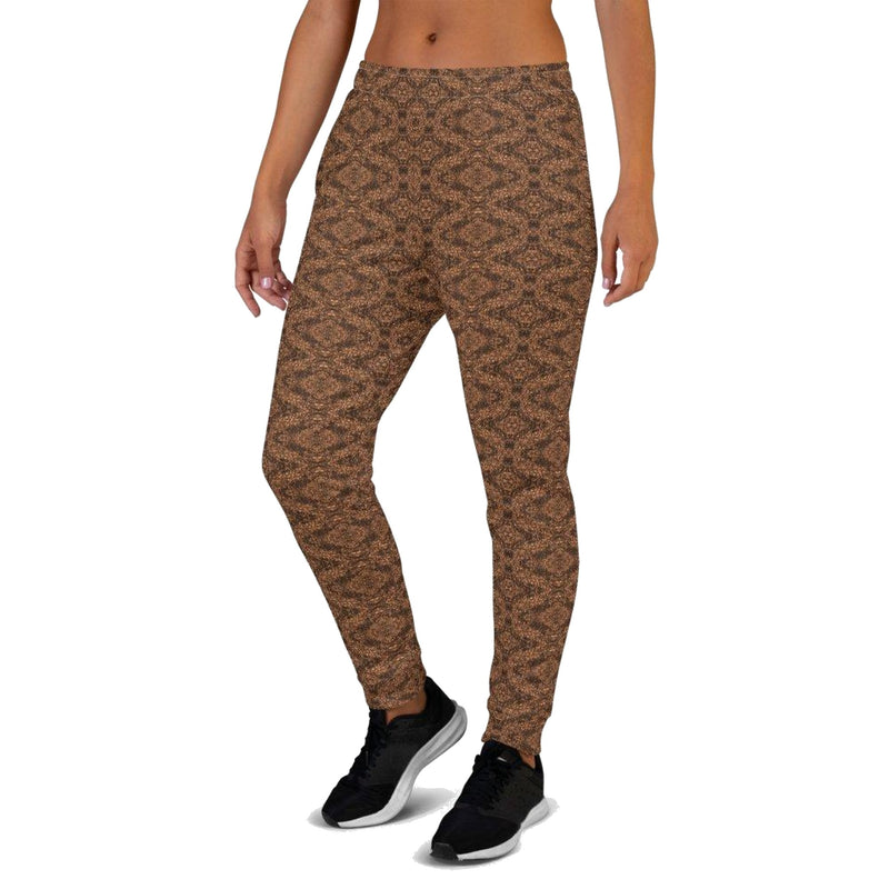 Product name: Recursia® Pebblewave Series I Women's Joggers. Keywords: Athlesisure Wear, Clothing, Pebblewave , Women's Bottoms, Women's Joggers
