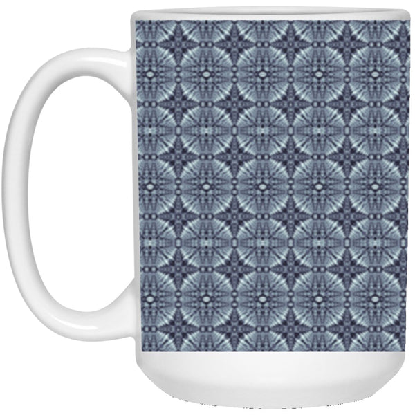 Product name: Recursia® Philosophy's Abode Series 15 Oz. Large Mug. Keywords: 15 Oz. Large Mug, Drinkware, Philosophy's Abode