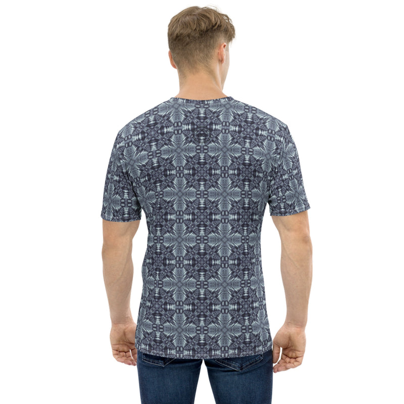 Product name: Recursia® Philosophy's Abode Series II Men's Crew Neck T-Shirt. Keywords: Clothing, Men's Clothing, Men's Crew Neck T-Shirt, Men's Tops, Philosophy's Abode