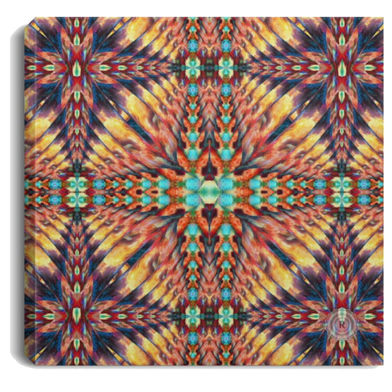 Product name: Recursia® Philosophy's Abode Series II Square Canvas Print .75in Frame. Keywords: Canvas Prints, Home Decor, Philosophy's Abode, Square Canvas Print .75in Frame
