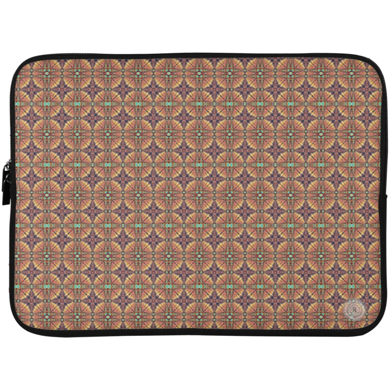 Product name: Recursia® Philosophy's Abode Series V 15 Inch Laptop Sleeve. Keywords: 15 Inch Laptop Sleeve, Accessories, Philosophy's Abode