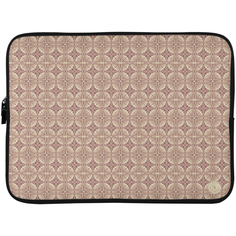 Product name: Recursia® Philosophy's Abode Series VI 15 Inch Laptop Sleeve. Keywords: 15 Inch Laptop Sleeve, Accessories, Philosophy's Abode