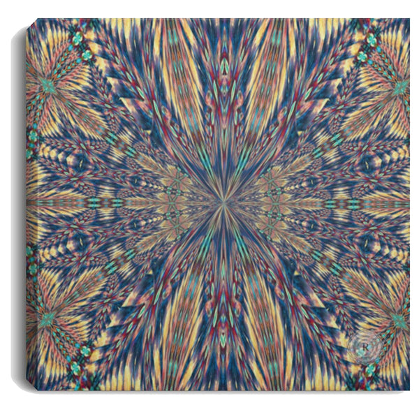 Product name: Recursia® Philosophy's Abode Series VI Square Canvas Print .75in Frame. Keywords: Canvas Prints, Home Decor, Philosophy's Abode, Square Canvas Print .75in Frame