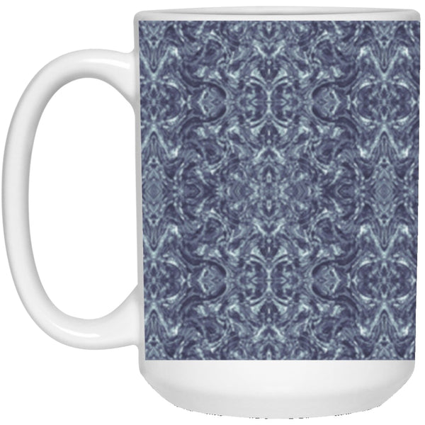 Recursia® Rainbow Rose Series IV 15 Oz. Large Mug - Recursia®