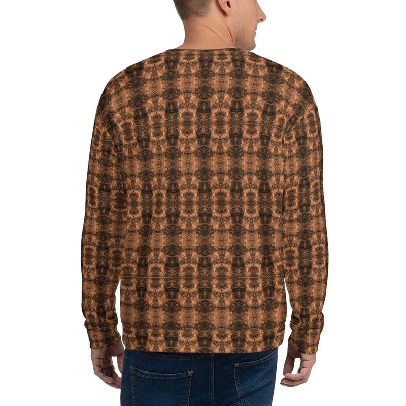 Product name: Recursia® Seer Vision Series II Men's Sweatshirt. Keywords: Athlesisure Wear, Clothing, Men's Athlesisure, Men's Clothing, Men's Sweatshirt, Men's Tops, Seer Vision