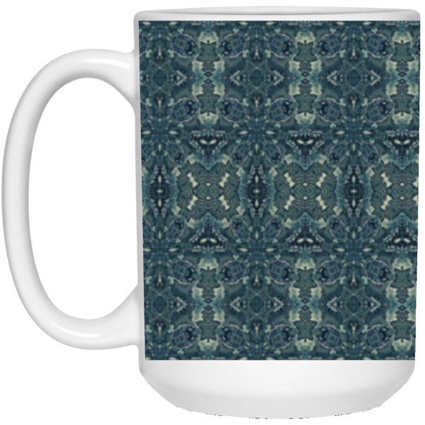 Recursia® Serpentine Dream Series 15 Oz. Large Mug - Recursia®