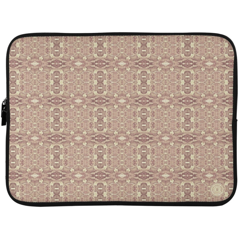 Product name: Recursia® Serpentine Dream Series II 15 Inch Laptop Sleeve. Keywords: 15 Inch Laptop Sleeve, Accessories, Serpentine Dream