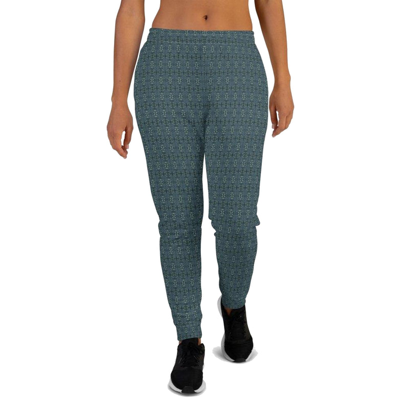 Product name: Recursia® Serpentine Dream Series Women's Joggers. Keywords: Athlesisure Wear, Clothing, Serpentine Dream, Women's Bottoms, Women's Joggers