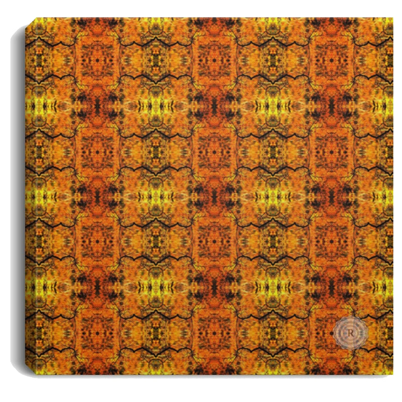 Product name: Recursia® Solar Vision Series Square Canvas Print .75in Frame. Keywords: Canvas Prints, Home Decor, Solar Vision, Square Canvas Print .75in Frame