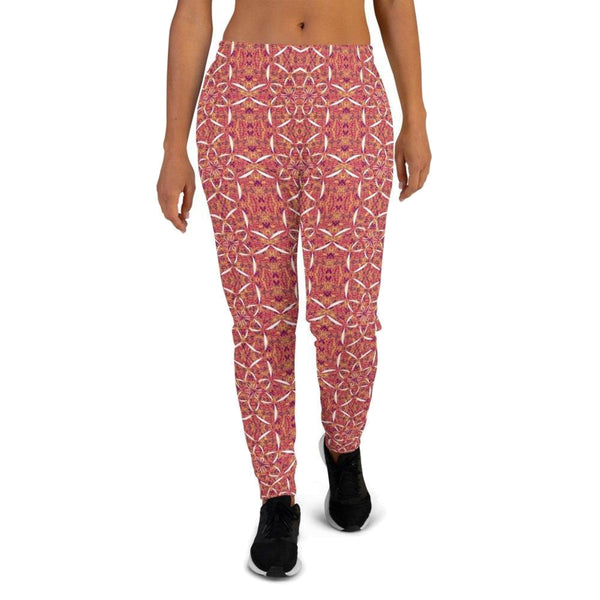 Recursia® Sunset Lotuslight Series II Women's Joggers - Recursia®