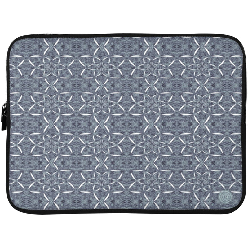 Recursia® Sunset Lotuslight Series III 15 Inch Laptop Sleeve - Recursia®