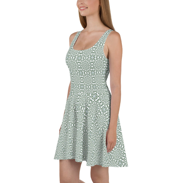 Recursia® Symmetree Series Skater Dress - Recursia®