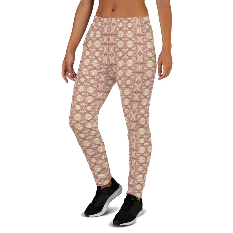Product name: Recursia® Tie-Dye Overdrive Series Women's Joggers. Keywords: Athlesisure Wear, Clothing, Tie-Dye Overdrive, Women's Bottoms, Women's Joggers