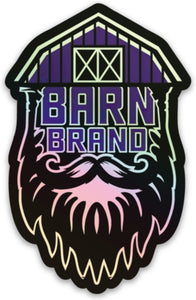 BarnBrand Beards/Hygiene