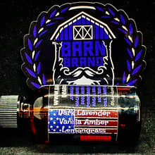 Load image into Gallery viewer, •Lavender Nights II (Mid-Night Edition) beardoil -1oz.