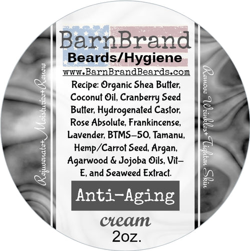 Anti-Aging Cream (Men's) -2oz