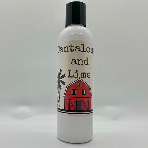 Cantaloupe and Lime BarnWash (beardwash) -4oz