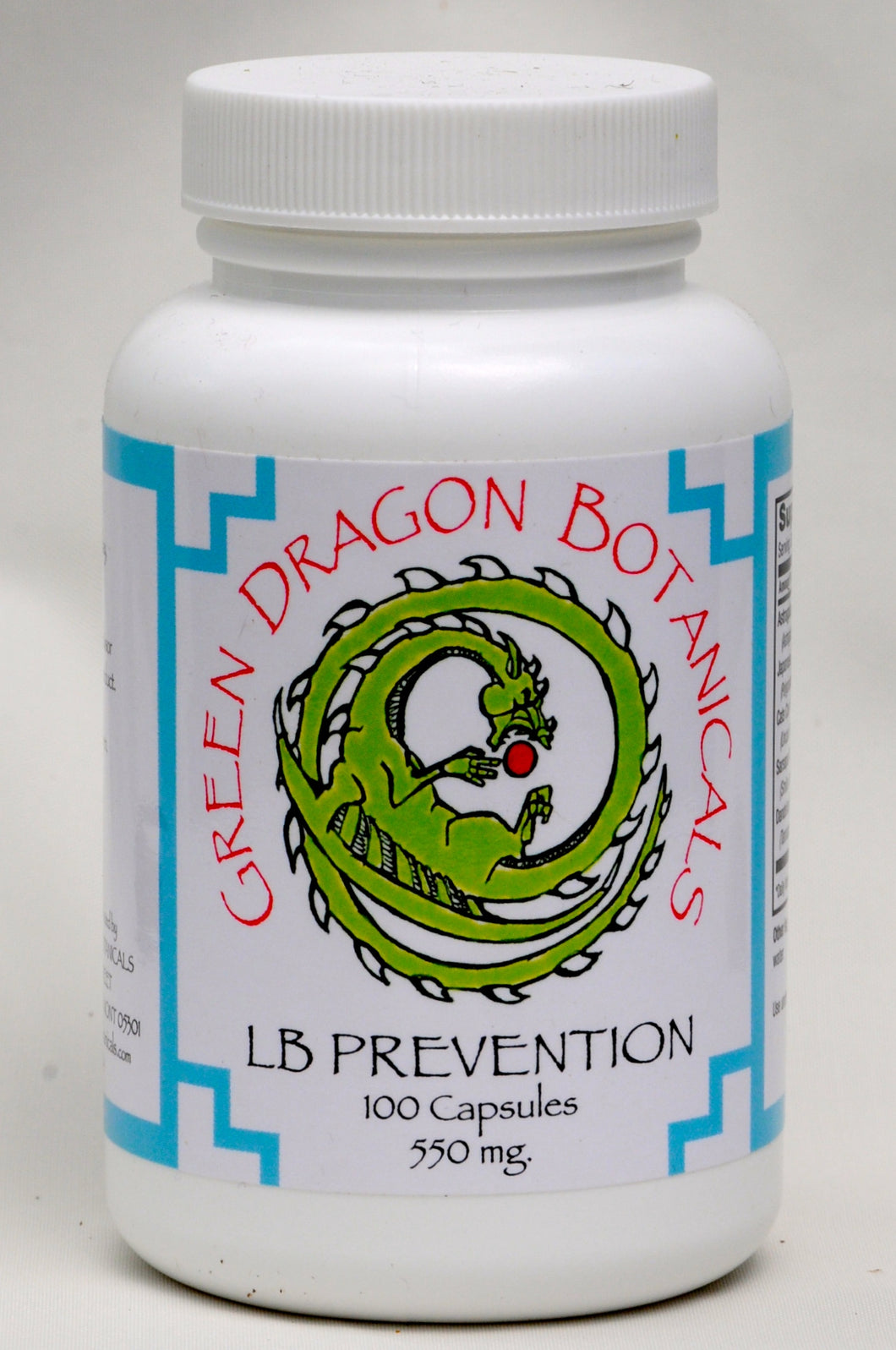 LB PREVENTION Protocol - 100 capsules