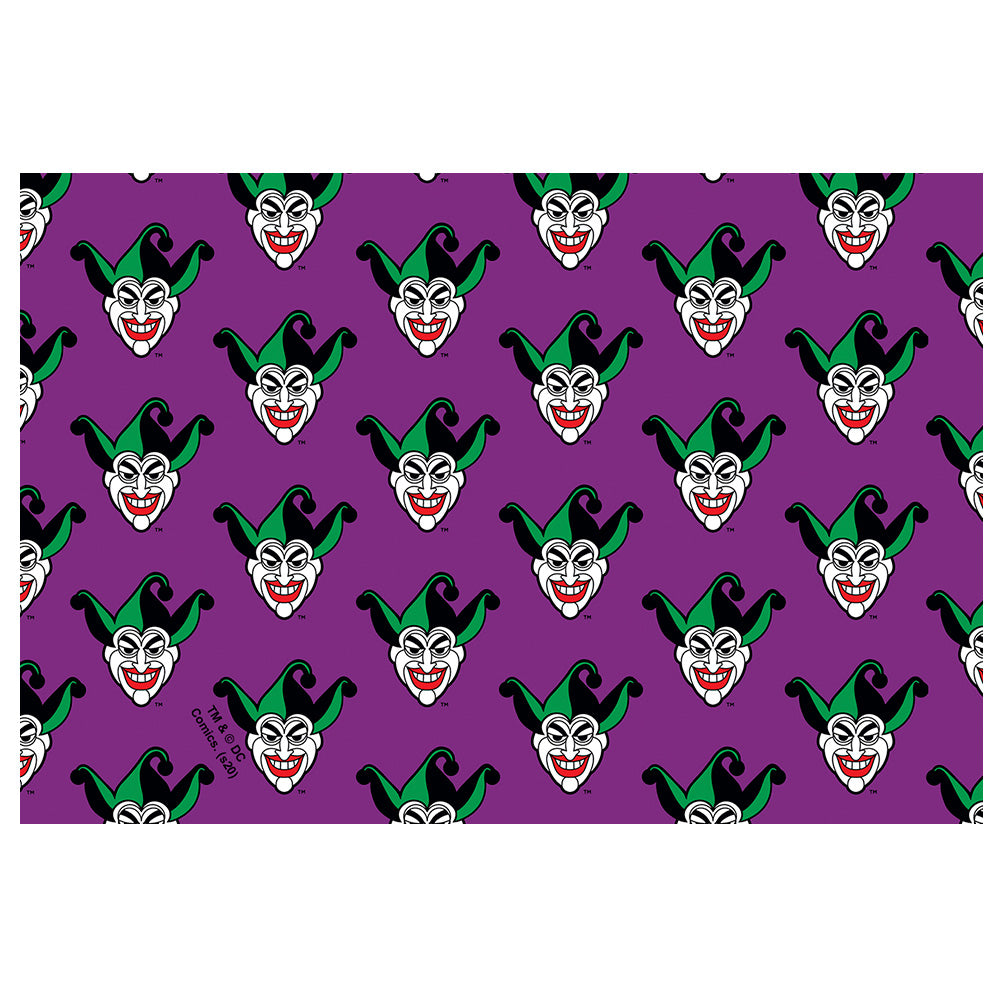Batman Joker Symbol Pattern