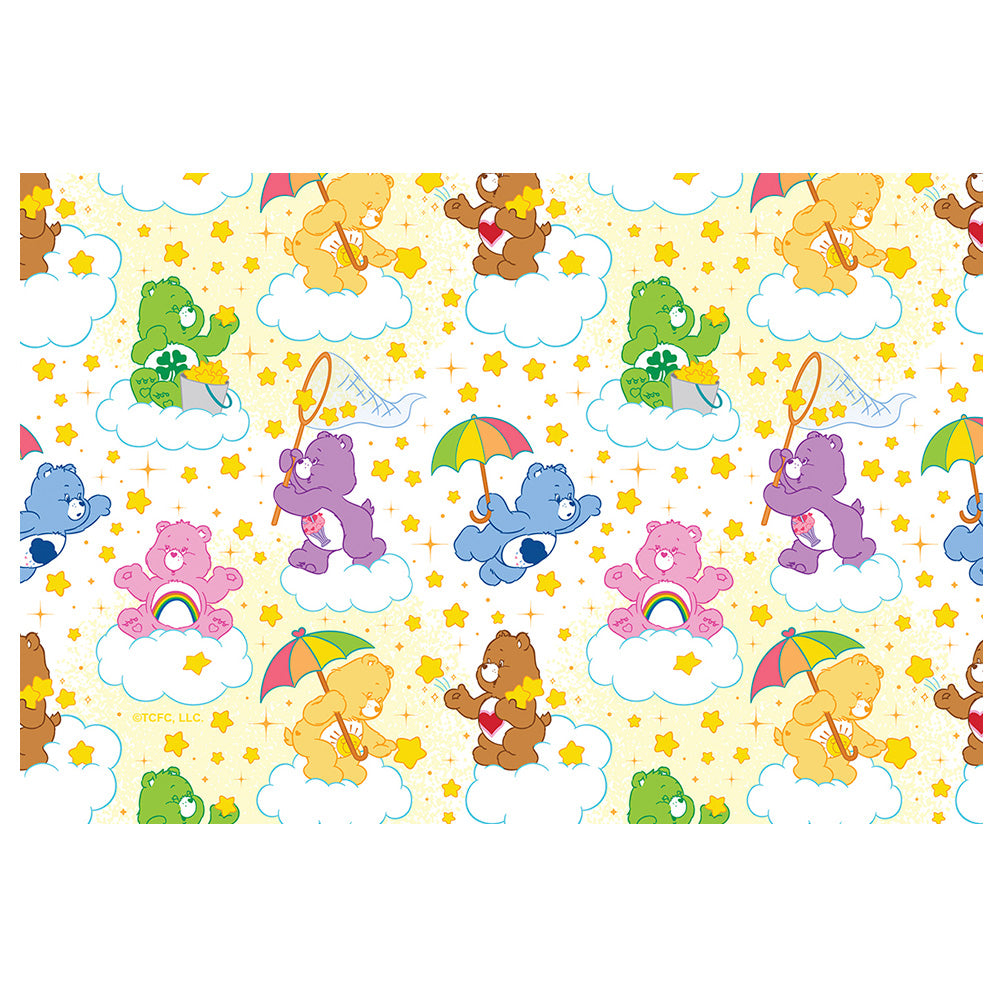 Care Bears Cloud Pattern