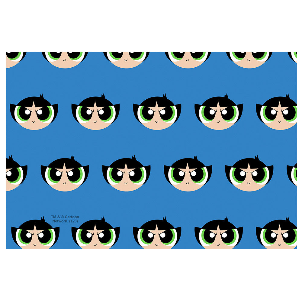 The Powerpuff Girls Buttercup Head Pattern