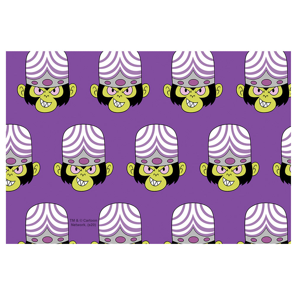 The Powerpuff Girls Mojo Jojo Head Pattern