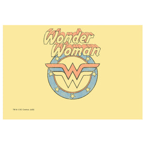 Wonder Woman Faded Wonder