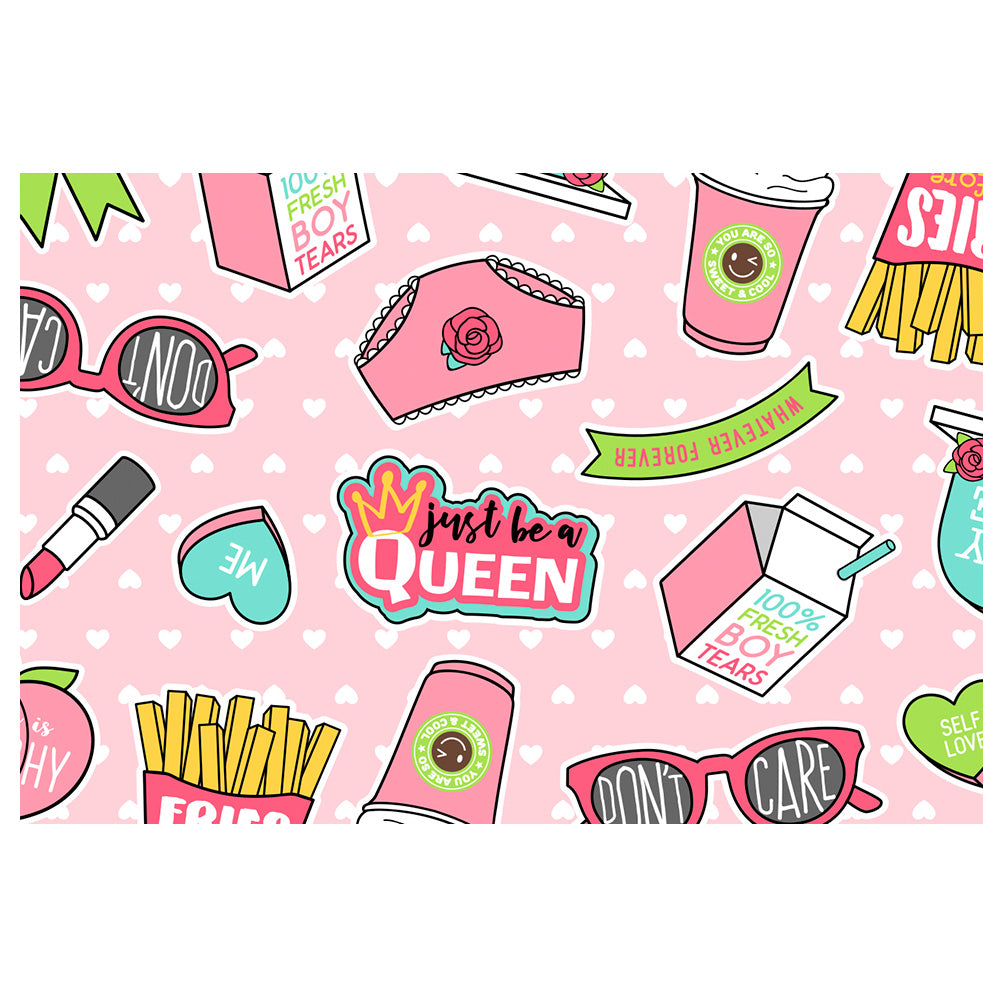 Be a Queen Pattern
