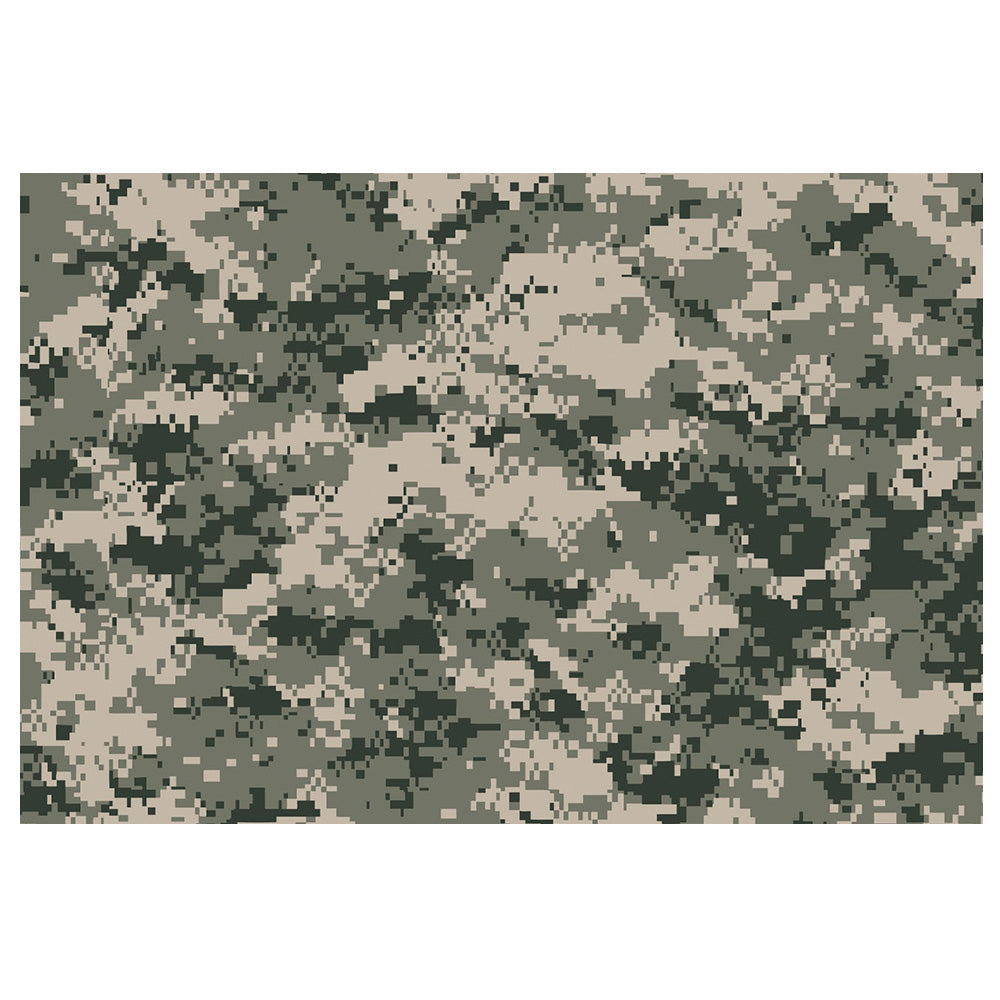 Digtal Camouflage Pattern