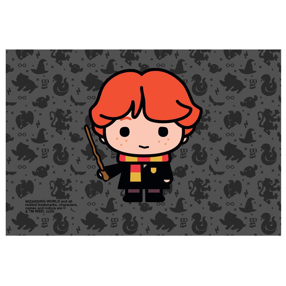 Harry Potter Ron Chibi and Pattern
