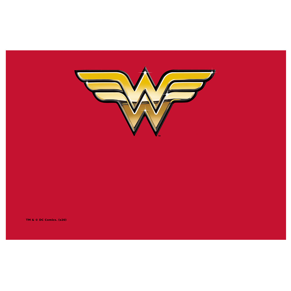 Wonder Woman Golden Logo