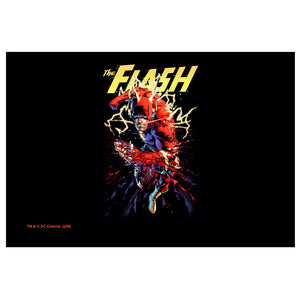 The Flash Ripping Apart