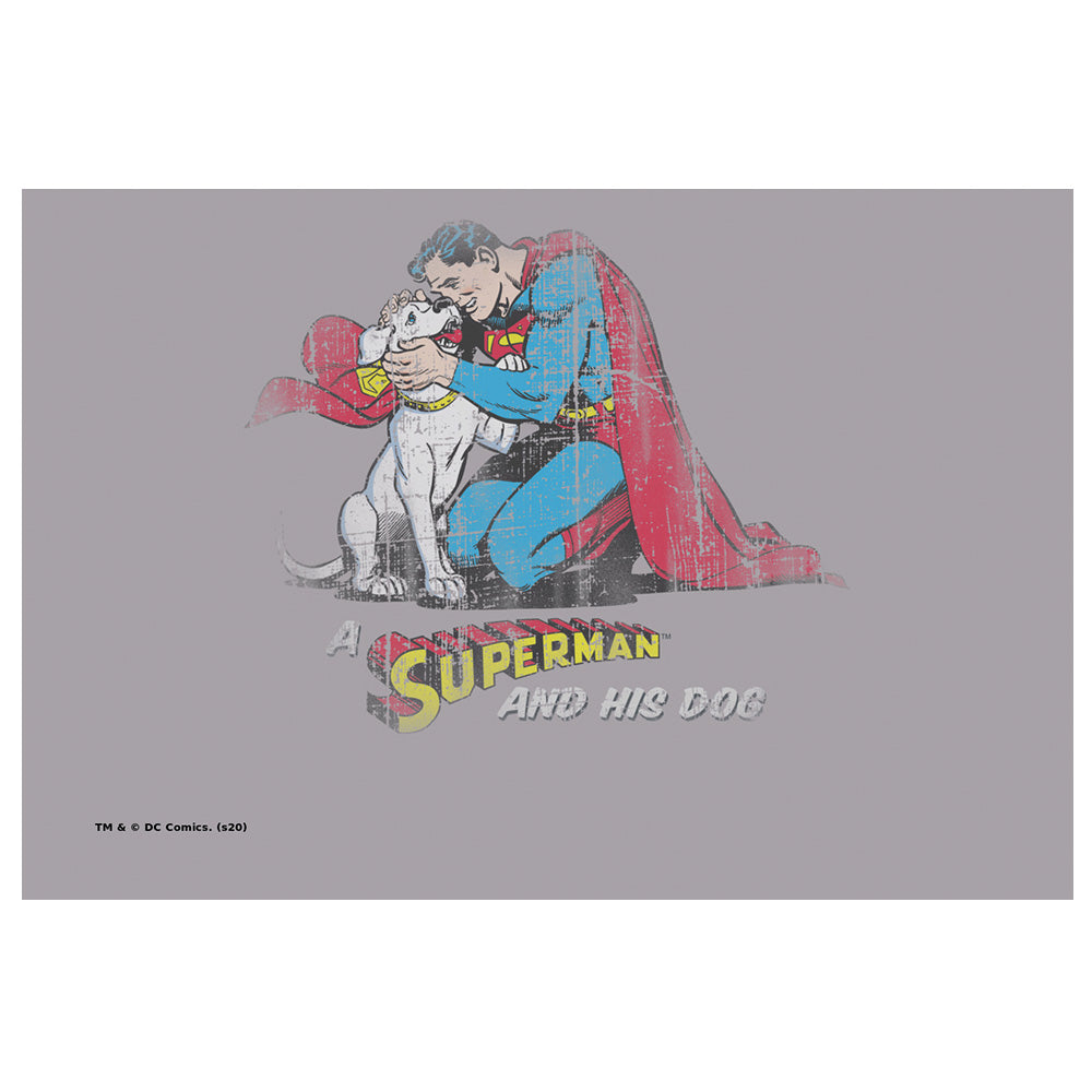 Superman and His Dog