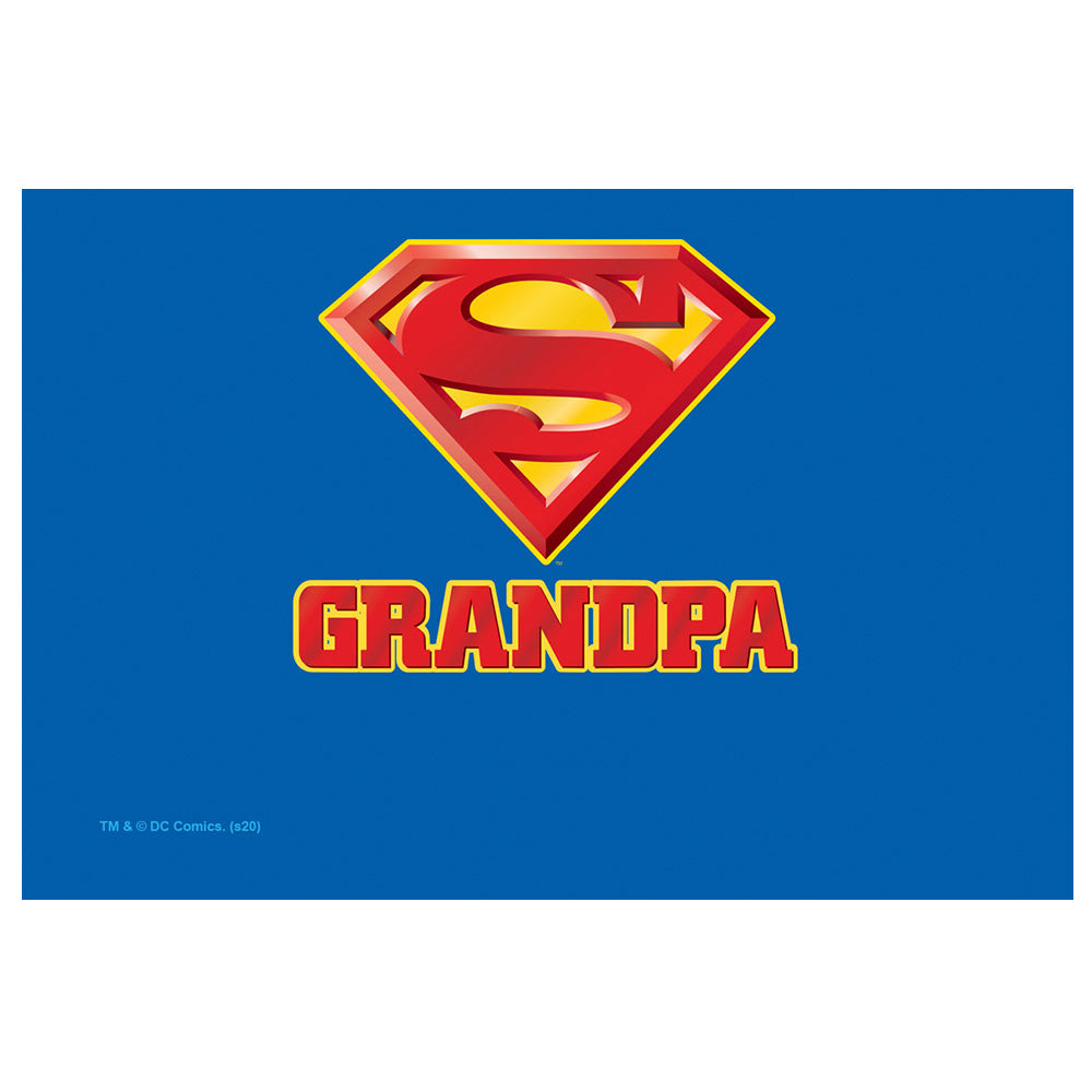 Superman Super Grandpa
