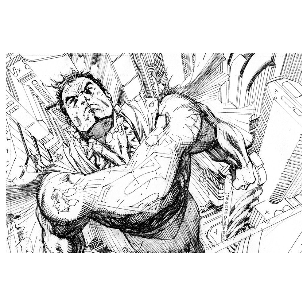 Superman Pencils