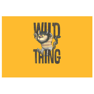 Where the Wild Things Are Wild Thing